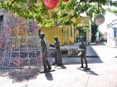 LaTrinidad Square Street Art