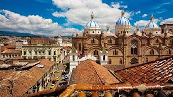 Cuenca Skyline