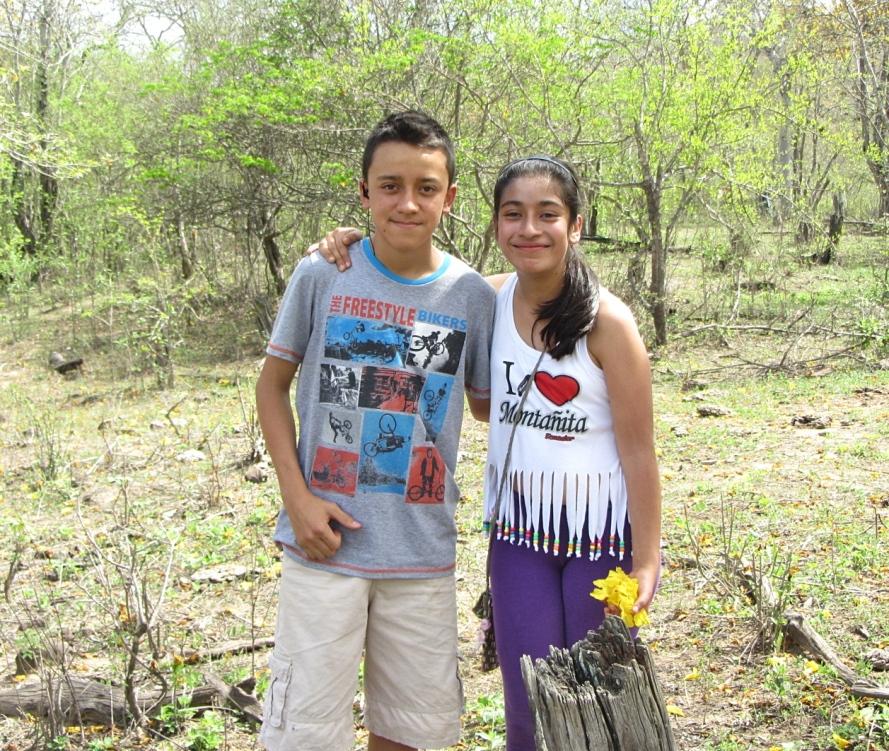 Rocio y Julia