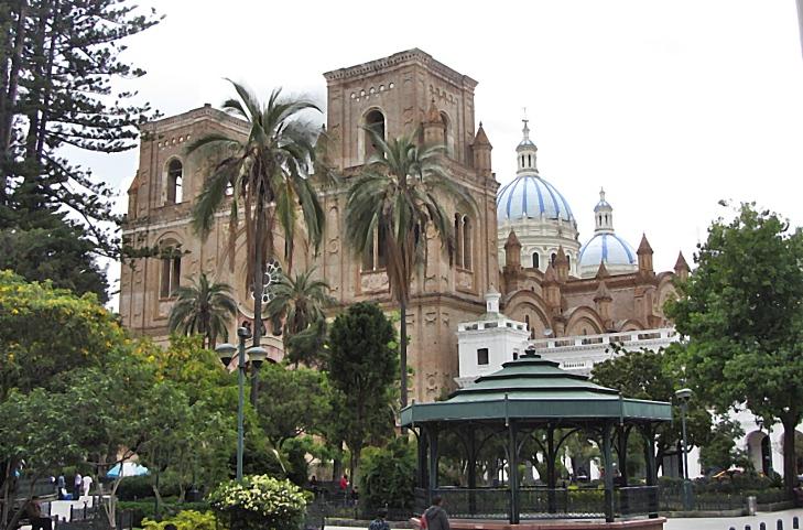 Cuenca Main Square