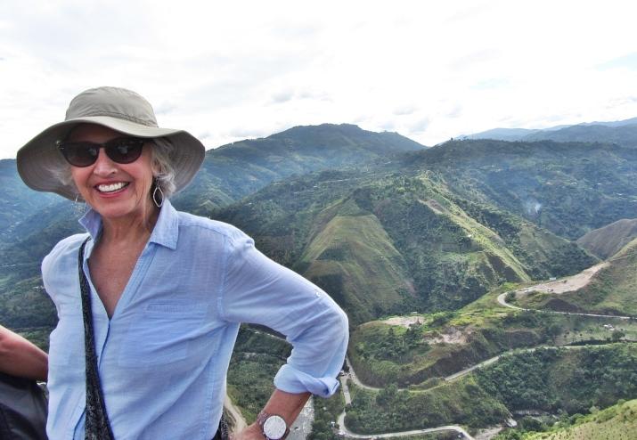 Overlooking Gorge