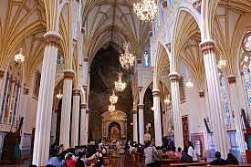 Las Lajas Cathedral Ipiales