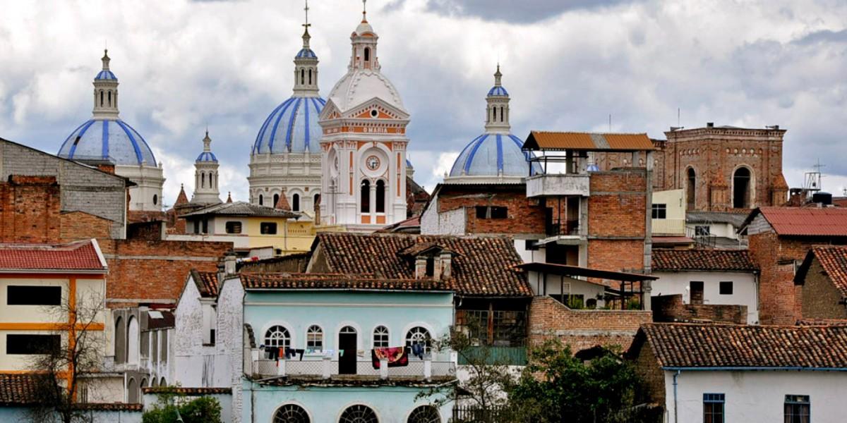 Tena to Macas to Riobamba to Cuenca