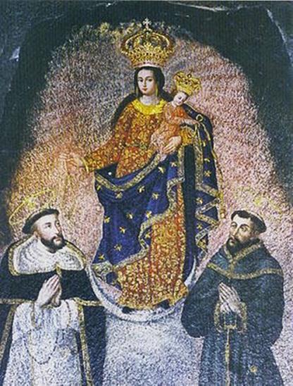 Our Lady of Las Lajas