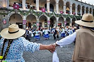 Carnival Celebration Arequipa