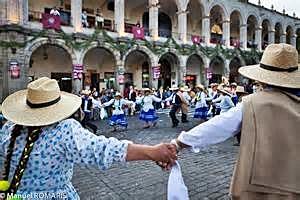 Carnival Celebration Arequipa