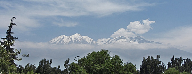 Arequipa Mountains