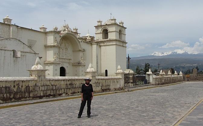 Yanque Church