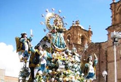 Virgen de la Candelaria Festival