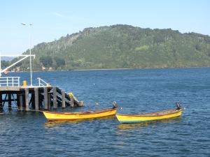 Boats Isla de Mancera