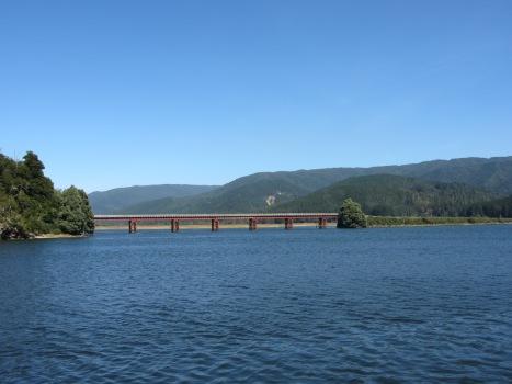 Bridge Connecting Islas