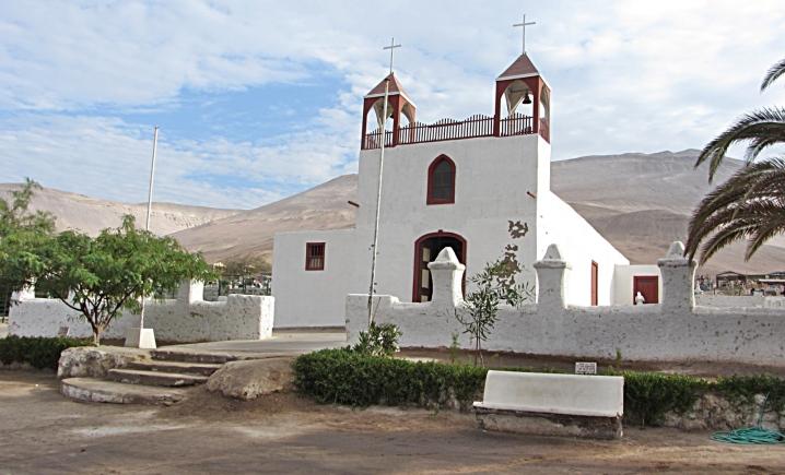 Iglesia De San Geronimo Poconchile