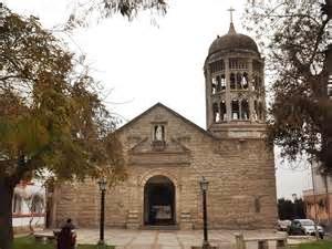 Iglesia Santa Domingo