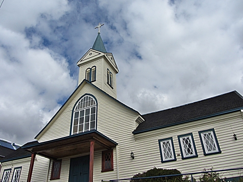 Church Frutillar