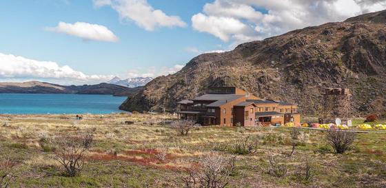 Paine Grande Refugio