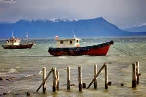 Boats Fiordo Ultima Esperanza