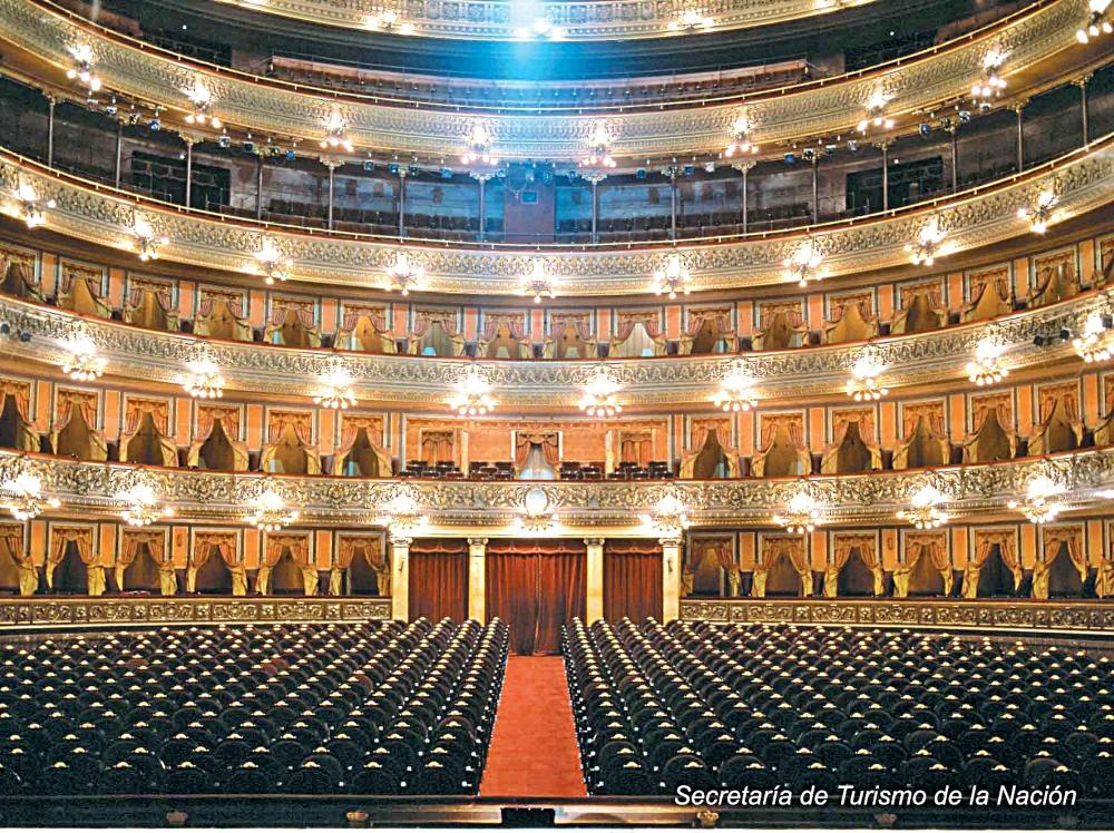 Teatro Colón Concert Hall