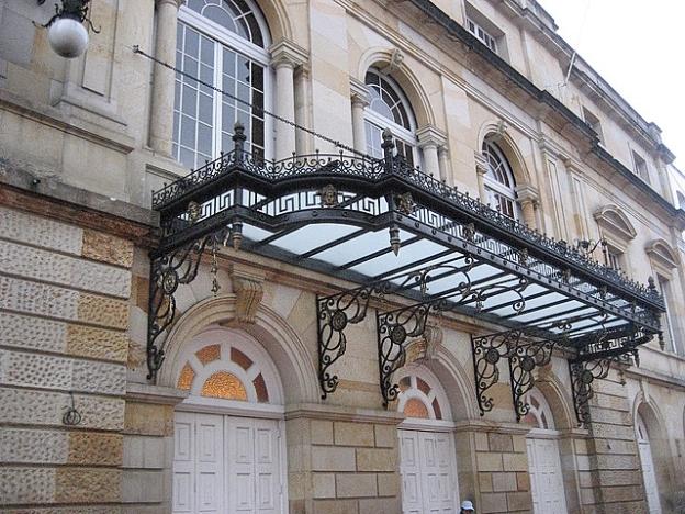 Small Exterior Balcony