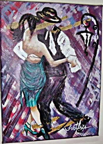 Claudia Svetliza Tango Dancers