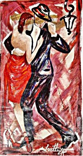 Claudia Svetliza Dancers
