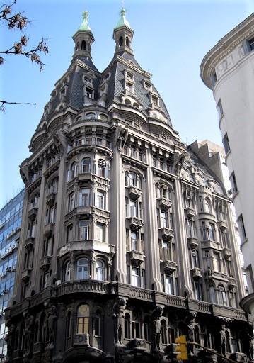 Art Nouveau Buenos Aires - Endless Mile