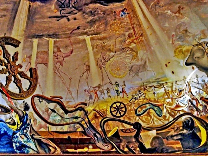 Soldi Frescoes Teatro Colón
