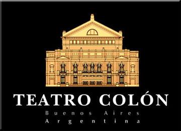 Teatro Colón Logo