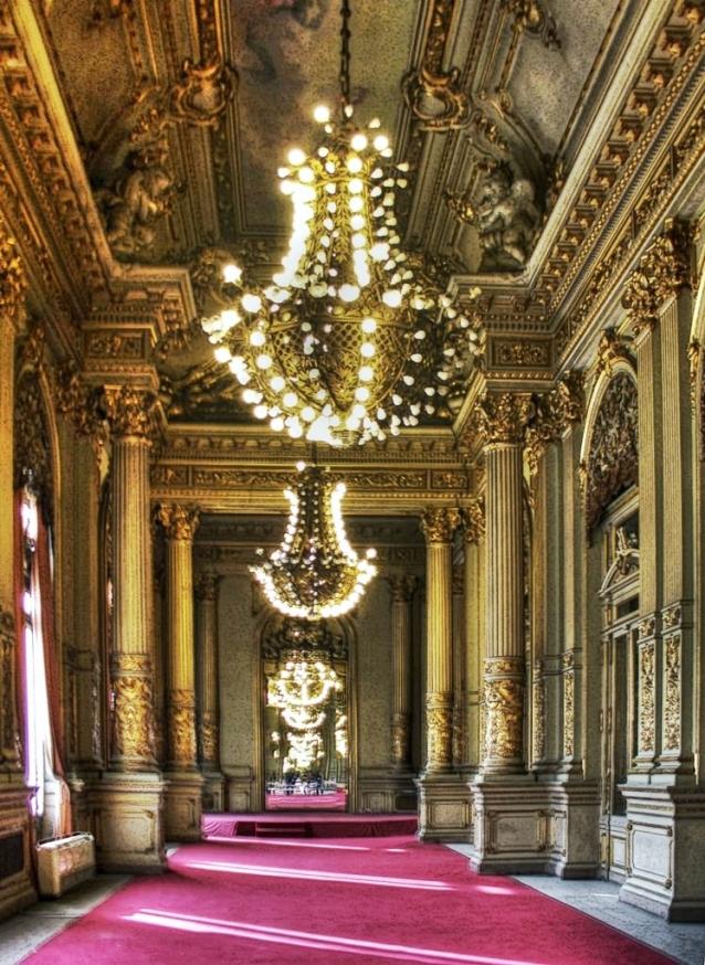 Teatro Colón Gold Room