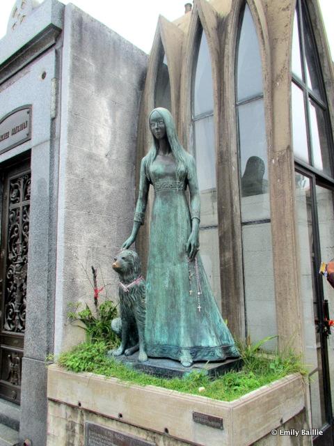Tomb Liliana-Crociati-de Szaszak