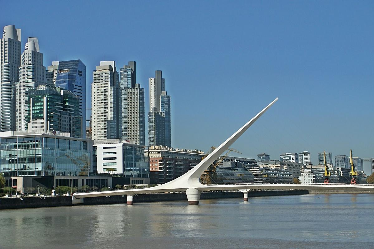 Buenos Aires SUBE, Retiro, Puerto Madero, and San Telmo