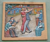 Dancers and Musicians