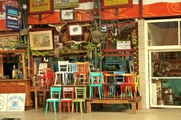 Flea Market Chairs