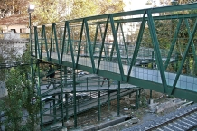 Palermo Foot Bridge