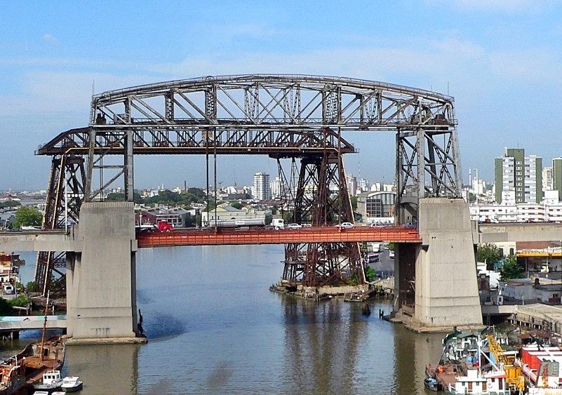 Puente Nicolas Avellaneda