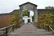 Puerta de la Ciudadela Drawbridge