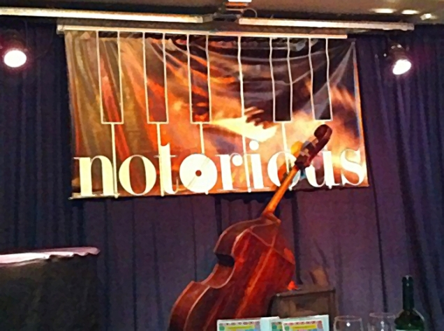 Stage Notorious Jazz Club