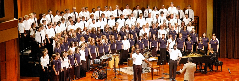 Strangeland Family Youth Choral Academy