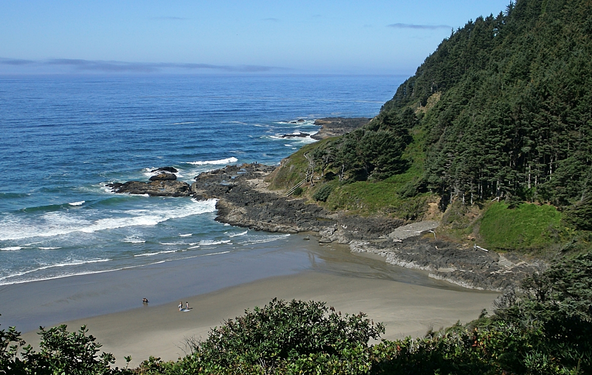 Cape Perpetua Hike