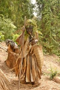 Batwa Tribe Bwindi Impenetrable Forest Uganda