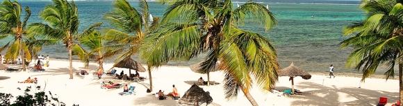Beach Mombasa Kenya