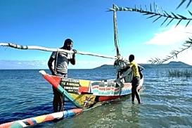 Lake Victoria Tanzania