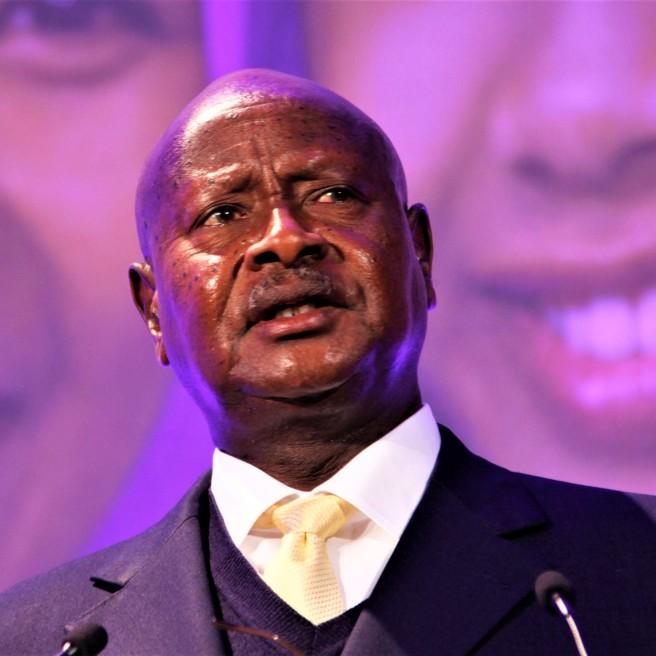 Ugandan President Yoweri Museveni - Humanosphere