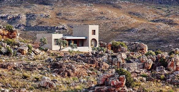 Cederberg-House
