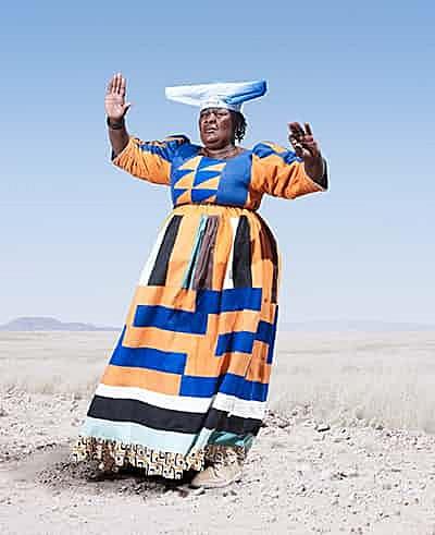 Herero-Tribe jim Naughten