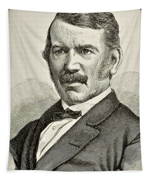 David Livingstone 1813 - 1873 - Ken Welsh Fine Art America