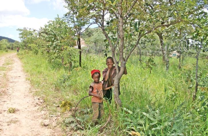 Zambian Children