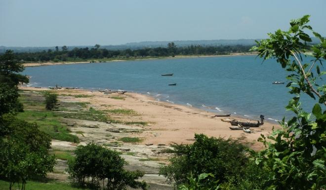 Boats Lake Malawi