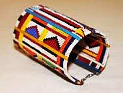 Maasai Cuff Bracelet