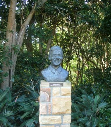 Nelson Mandela Bust