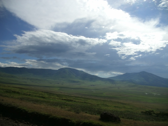 Crater Vista